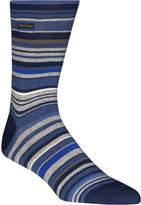 Calvin Klein Barcode Multi-Stripe Socks