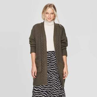Who What Wear Women's Long Sleeve Cardigan - Who What WearTM