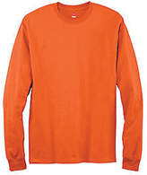 Hanes Tagless Long Sleeve T-Shirt (Set of 3) (Men's)