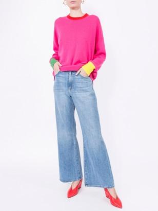 Eve Denim Jacqueline Wide Leg Jeans