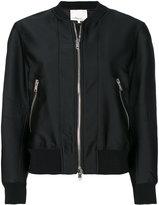 3.1 Phillip Lim laced bomber jacket