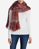 Eddie Bauer Women's Larkspur Space Dye Sweater Scarf