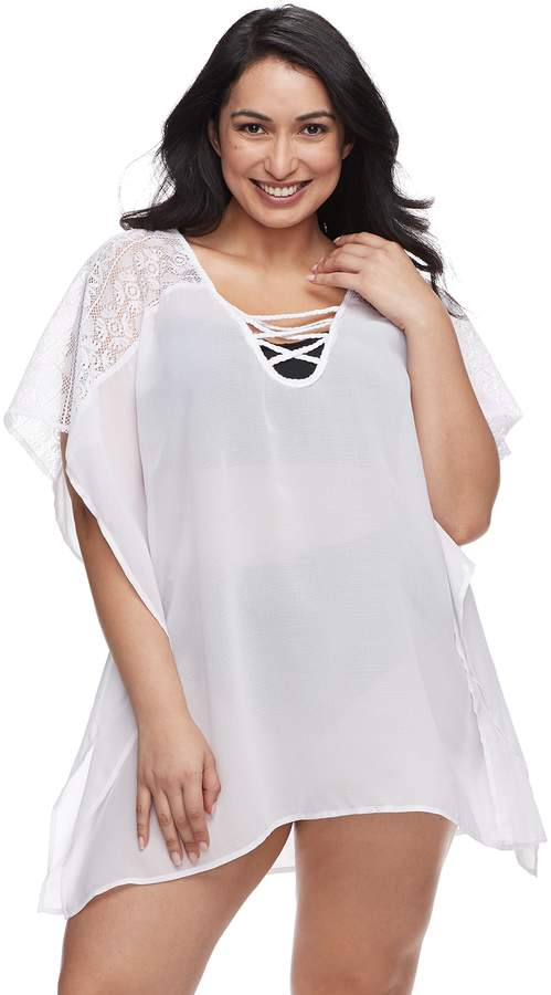 Plus Size Beach Cover Ups - ShopStyle