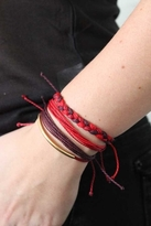 Pura Vida Holiday 4-Pack in Red