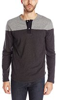 Lucky Brand Men's Colorblock Henley