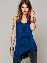 We The Free Waterfall Graphic Tank