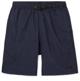 Gramicci Komatsu Belted Nylon Shorts