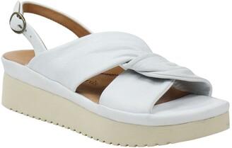 L'Amour des Pieds L'Amour de Pieds Amiens Slingback Platform Sandal