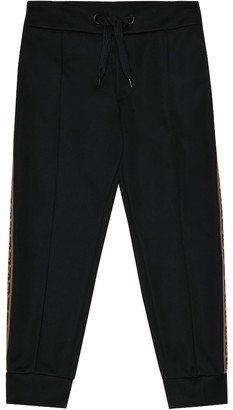 Fendi Kids FF trackpants