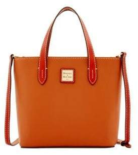 Dooney & Bourke Leather Crossbody Satchel