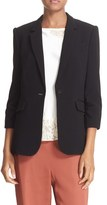 Elizabeth and James Women's James Fitted Blazer