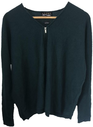 The Kooples Green Cashmere Knitwear