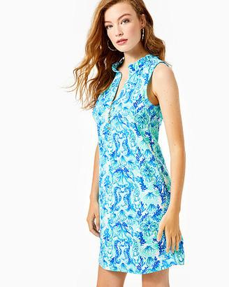 Lilly Pulitzer Azlynn Ruffle Collar Dress