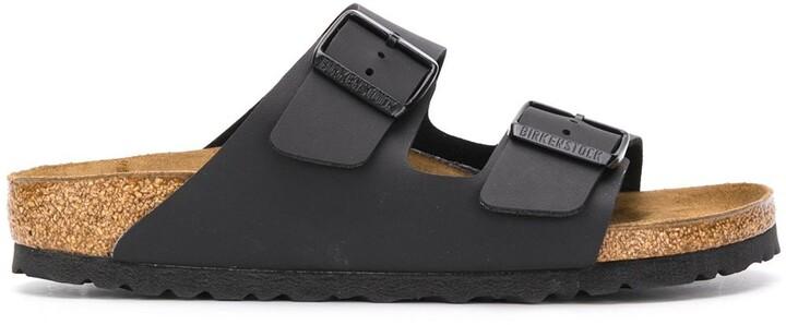 Double Buckle Sandals