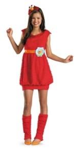 BuySeasons Elmo Little and Big Girls
