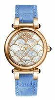Salvatore Ferragamo Women's FI2120014 IDILLIO Analog Display Swiss Quartz Blue Watch
