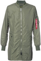 Alpha Industries L-2B Long Jacket - unisex - Nylon - S