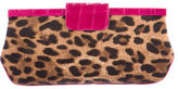 Nancy Gonzalez Ponyhair and Crocodile Clutch