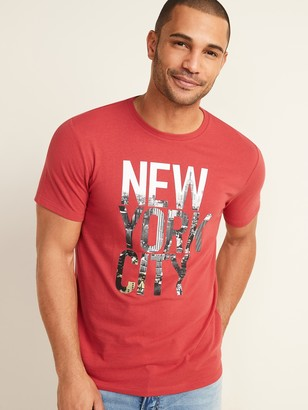 Old Navy New York Graphic Tee for Men