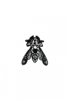 Forest of Chintz Behe-Moth Brooch