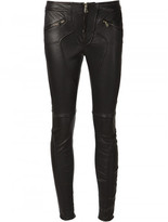 Givenchy biker trousers