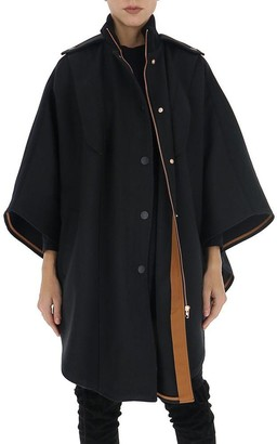 See by Chloe Buttoned Cape