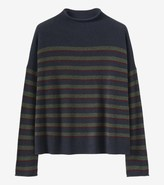 Toast Stripe Cashmere Wool Sweater