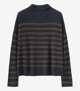 Toast Stripe Cashmere Wool Sweater