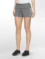 Calvin Klein Performance Slim Fit Cutoff Shorts