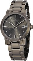 Burberry Men's BU9007 PVD Stainless Steel Dial Watch