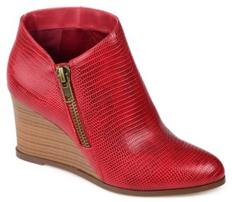 Journee Collection Glam Bootie