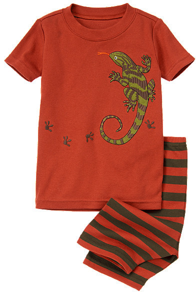 Gymboree Lizard Shortie Two-Piece Gymmies®