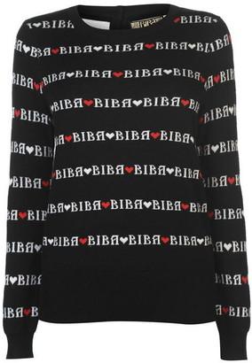 Biba I Love Knitted Jumper Womens