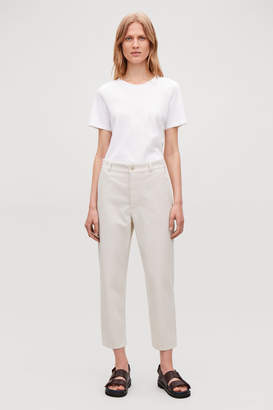 Cos RELAXED BUTTON-UP CHINOS