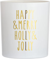H&M Christmas-motif Scented Candle