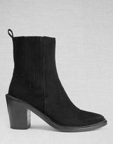 Belstaff Hannalee Boots Black