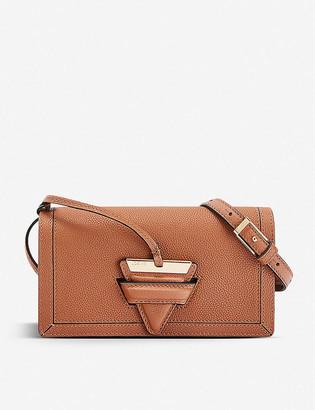 Loewe Mini Barcelona leather cross-body bag
