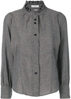 Etoile Isabel Marant Melphine blouse - women - Viscose/Wool - 36