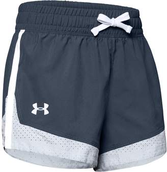 Under Armour Girls 7-16 Sprint Solid Shorts