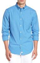 Vineyard Vines Men's Murray Classic Fit Folly Beach Gingham Sport Shirt