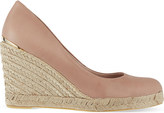 Carvela Kut leather wedged sandals