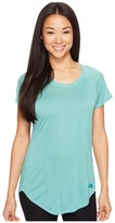 The North Face Versitas Short Sleeve Top ) Women's Short Sleeve Pullover