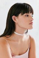 Urban Outfitters Bianca Glitter Choker Necklace