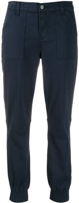 J Brand Fitted Cuff Trousers