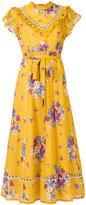 Coach floral print dress