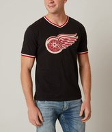 Red Jacket Detroit Redwings T-Shirt