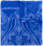 Etro printed cashmere scarf