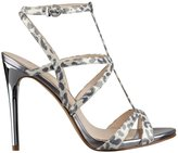 GUESS Carnney Leopard-Print Heels