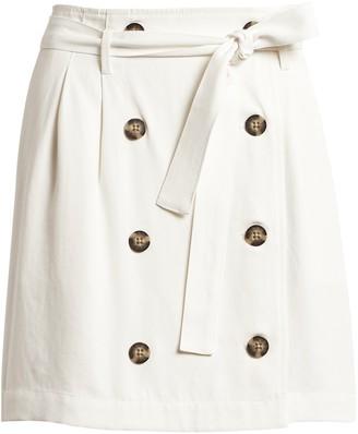 Banana Republic Paperbag-Waist Skirt