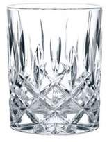 Riedel Vivant Crystal Double-Old Fashion Glasses - Set of 4